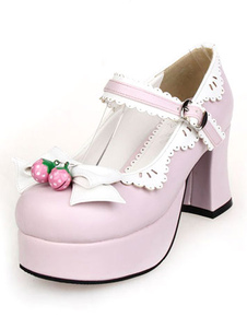 pink-pu-platftom-lolita-shoes-for-women