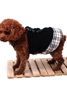 black-synthetic-dogs-clothes-for-pets