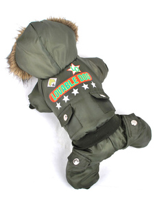 hunter-green-synthetic-dogs-clothes-for-pets