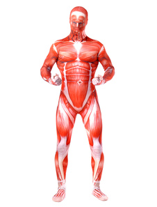 halloween-red-monster-lycra-spandex-zentai