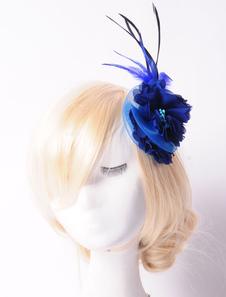 blue-flower-fascinator-hair-accessory-for-women