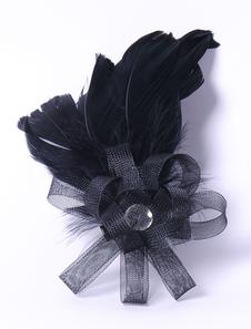 black-flower-fascinator-hair-accessory-for-women