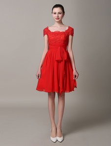red-a-line-lace-sash-homecoming-dress