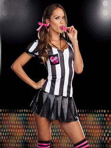 halloween-two-tone-stripes-soccer-referee-polyester-costume-for-women