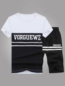 color-block-cycling-jerseys-cotton-sports-suit-for-men