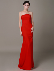 red-satin-sheath-evening-dress-classic-strapless-floor-length-red-carpet-dress