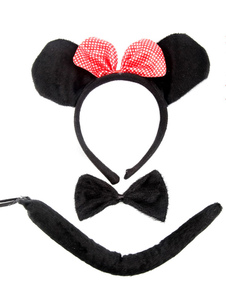 black-mickey-mouse-cosplay-hairband-bow-tie-tail-synthetic-children-cosplay-accessories