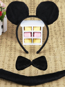 mickey-mouse-cosplay-hairband-bow-tie-tail-synthetic-children-cosplay-accessories