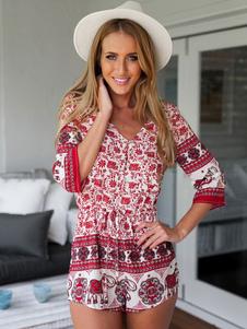 multicolor-romoer-print-cotton-chic-romper-for-women