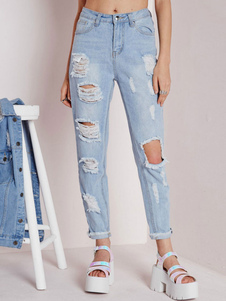skinny-ripped-jeans-distressed-women-blue-denimn-jeans