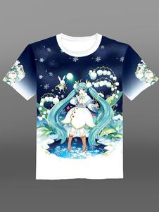 snow-miku-round-collar-t-shirt