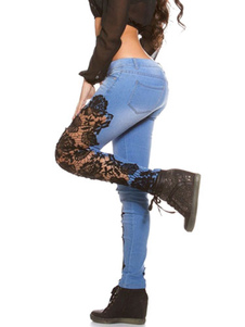 blue-ripped-jeans-cut-out-lace-skinny-denim-jeans-for-women