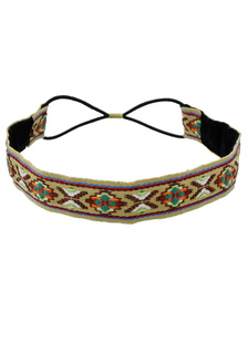 multicolor-headband-bohemian-print-sateen-hair-accessories