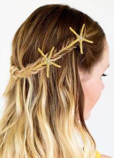 starfish-headband-metal-hair-accessories