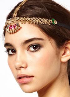 gold-headband-boho-chain-metal-hair-accessories