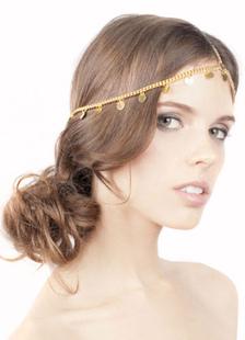gold-headband-fringe-chain-metal-hair-accessories