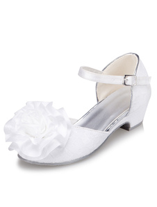 white-flower-girl-sandals-lace-flowers-straps-pu-shoes-for-girls