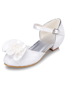 white-flower-girl-sandals-bow-straps-flowers-pu-shoes-for-girls