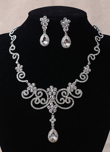 flower-jewelry-sets-elegant-lucky-cloud-wedding-jewelry-sets