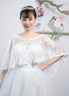 asymmetrical-wedding-wraps-lace-flower-bridal-shawl