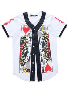 white-poker-short-sleeve-shirt-cotton-casual-shirt-for-men