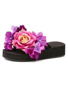 flowers-women-chic-flip-flops