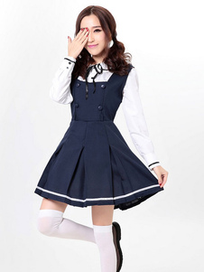 halloween-sexy-navy-costume-lovely-school-girl-jump-suit-uniforms-with-shirts