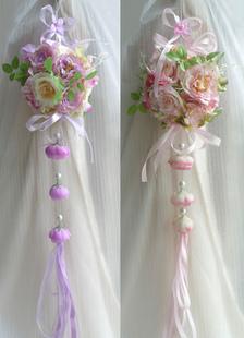 lantern-flower-ball-for-wedding-reception