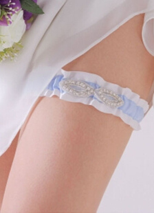 blue-wedding-garter-satin-fabric-rhinestone-decor-bridal-accessories