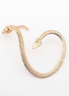Image of A forma di serpente Chic Ear Cuf