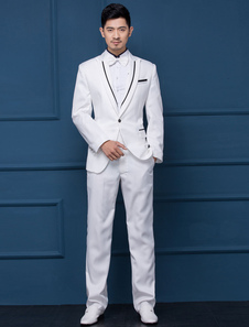 white-wedding-suits-three-pieces-one-button-men-formal-suits