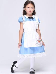 Image of Alice nel paese delle meraviglie Costume Carnevale Fairytail Cos