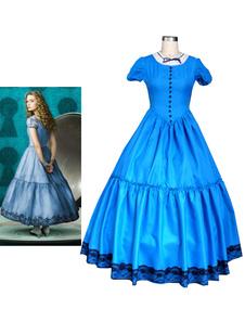 Image of Alice nel paese delle meraviglie Alice vestito di Carnevale Costume Cosplay Carnevale