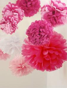 red-flower-ball-wedding-flower-decoration-paper-ball-5-piece