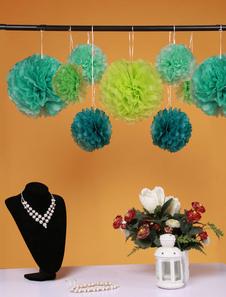 wedding-flower-decoration-flower-ball-paper-ball-5-piece