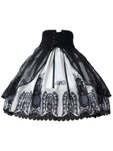 gothic-lolita-dress-vintage-lace-up-church-printed-milanoo-gothic-lolita-skirt-with-chiffon-overskirt