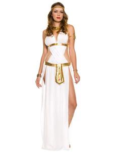 halloween-costume-greek-goddess-white-cut-out-slit-sexy-dress-with-shawl-choker