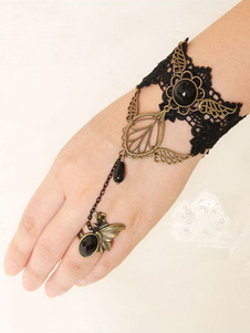 gothic-lolita-bracelet-black-lace-jeweled-metal-details-lolita-accessories-with-ring