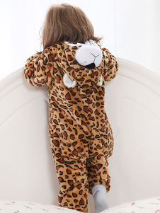 kigurumi-pajamas-leopard-onesie-flannel-toddlers-animal-sleepwear-costumes