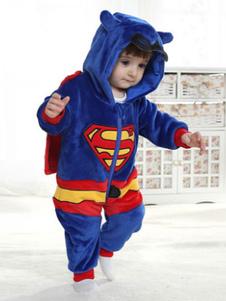 kigurumi-pajamas-superman-onesie-flannel-boys-dark-blue-sleepwear-costumes