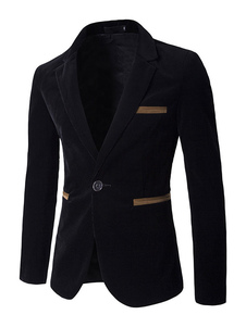black-blazer-jacket-men-1-button-center-vent-casual-sports-jacket