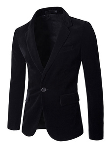 black-sports-jacket-men-1-button-casual-blazer-jacket