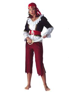 Image of Abiti da Pirata Costume di donne Carnevale
