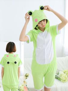Image of Kigurumi pigiama rana Onesie Snuggie per bambini cotone manica c