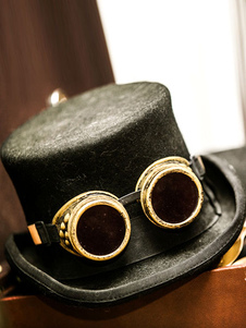 Image of Accessori Vintage Costume Steampunk Carnevale Costume cappello m