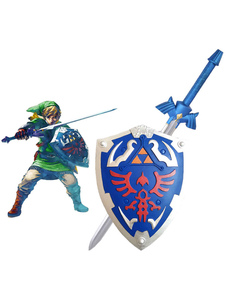 Arma de Cosplay da Link Cosplay La Leyenda De Zelda Link  Halloween