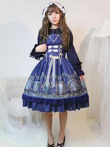 classic-lolita-dress-jsk-raphael-chant-print-lolita-jumper-skirt