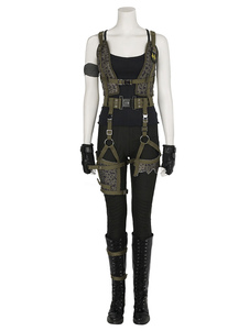Image of Resident Evil: Il capitolo finale Alice Carnevale Cosplay Costume Carnevale