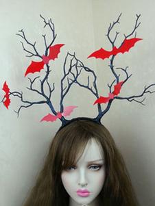 Image of Accessori per capelli accessori per adulti unisex accessori per la testa strega Carnevale neri di resina