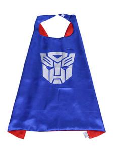 Image of Transformers Costume Royal Blue Cloak Carnevale per ragazzi